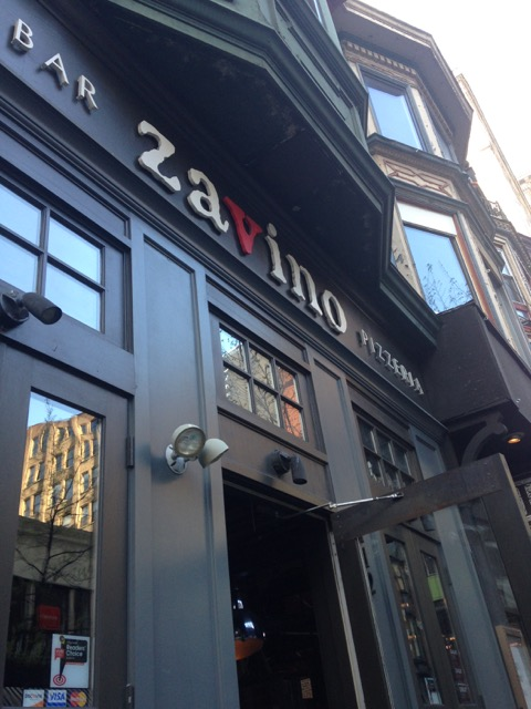 Zavino's Pizza and Wine Bar
